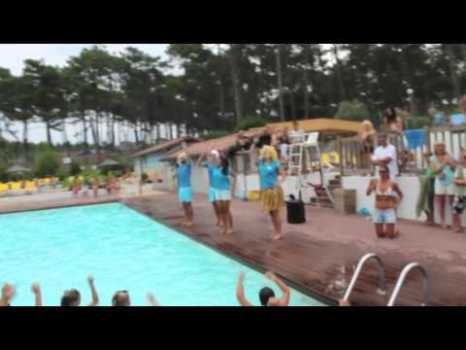 Video thumbnail for youtube video Eurosol - Camping aan zee in Les Landes - Zuidwest-Frankrijk