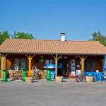 Porte des Vosges camping receptie