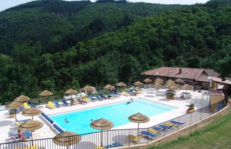 Camping saint sauveur de montagut - Saint sauveur de montagut office du tourisme ...